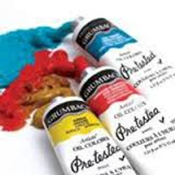Grumbacher Oil Paints
