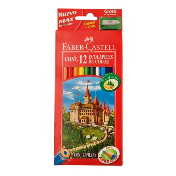 Faber Castell EcoPencils
