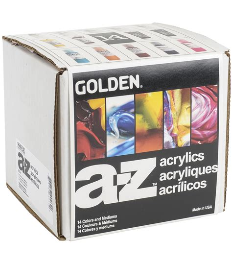 Golden A-Z Kits