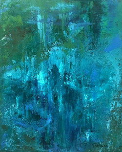 Patrice Boyes - Painter