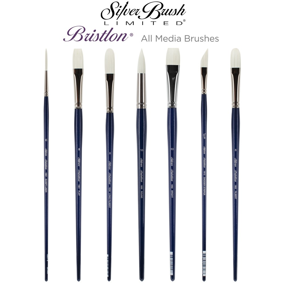 SilverBrush Bristlon Brushes