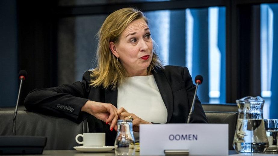 Barbara Oomen foto ANP