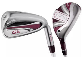 PING Women's G Le 2.0 Hybrid/Irons – (Graphite)