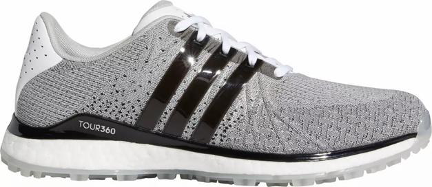Adidas Men's Tour360 XT-SL Spikeless Textile Golf Shoes