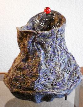 Violet Boot - Vessel