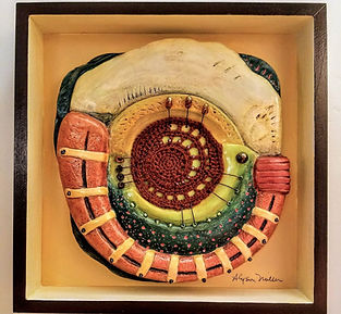 Organic Abstract Art