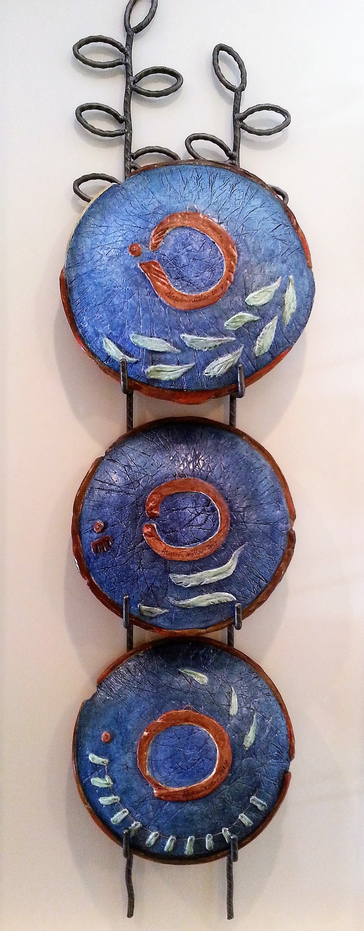 Leaf Plate Set (Backs)