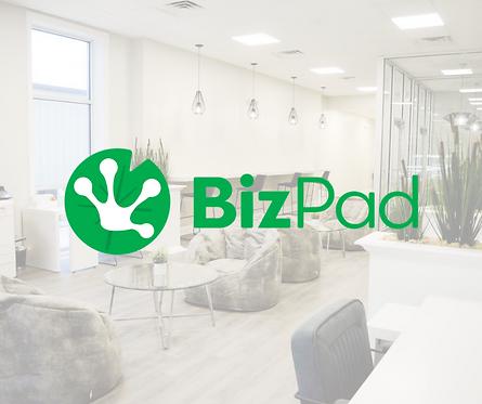 BizPad Brand Element