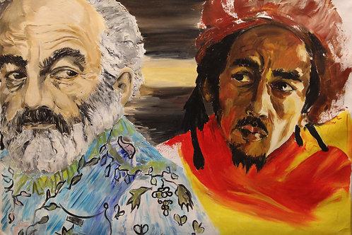 Paradjanov and Bob Marley