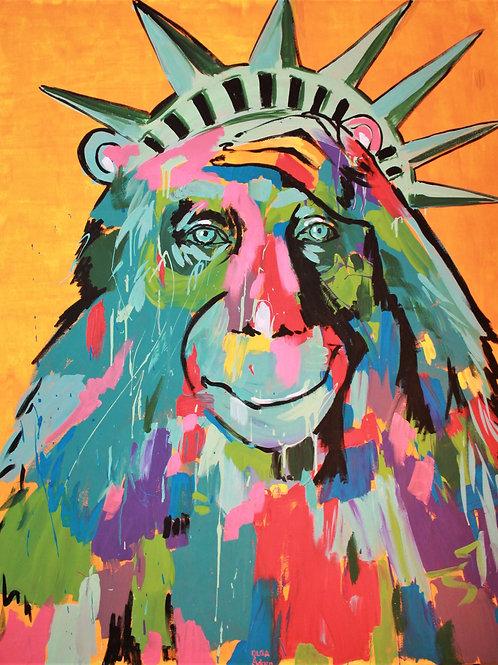 Monkey of Freedom