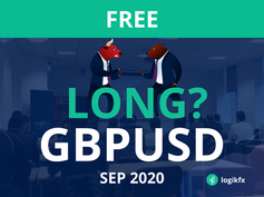 GBPUSD Trade Idea (Sept, 2020) Bulls Ready?