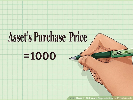 Depreciation is the method of calculating the cost of an asset over its lifespan. Calculating the depreciation of a fixed asset is simple once you know the formula.
