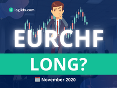 EURCHF Trade Idea (Nov, 2020) COVID Vaccine Buyers BACK?!