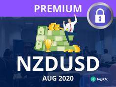 NZDUSD Trade Idea (Aug, 2020)