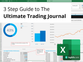 Trading Journal Excel Guide: Spreadsheet Download
