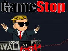GameStop (GME) Stock Breaks Wall Street