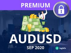 AUDUSD Trade Idea (Sept, 2020)