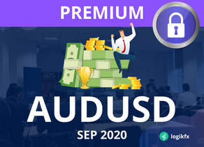 AUDUSD Trade Idea (Sept, 2020)