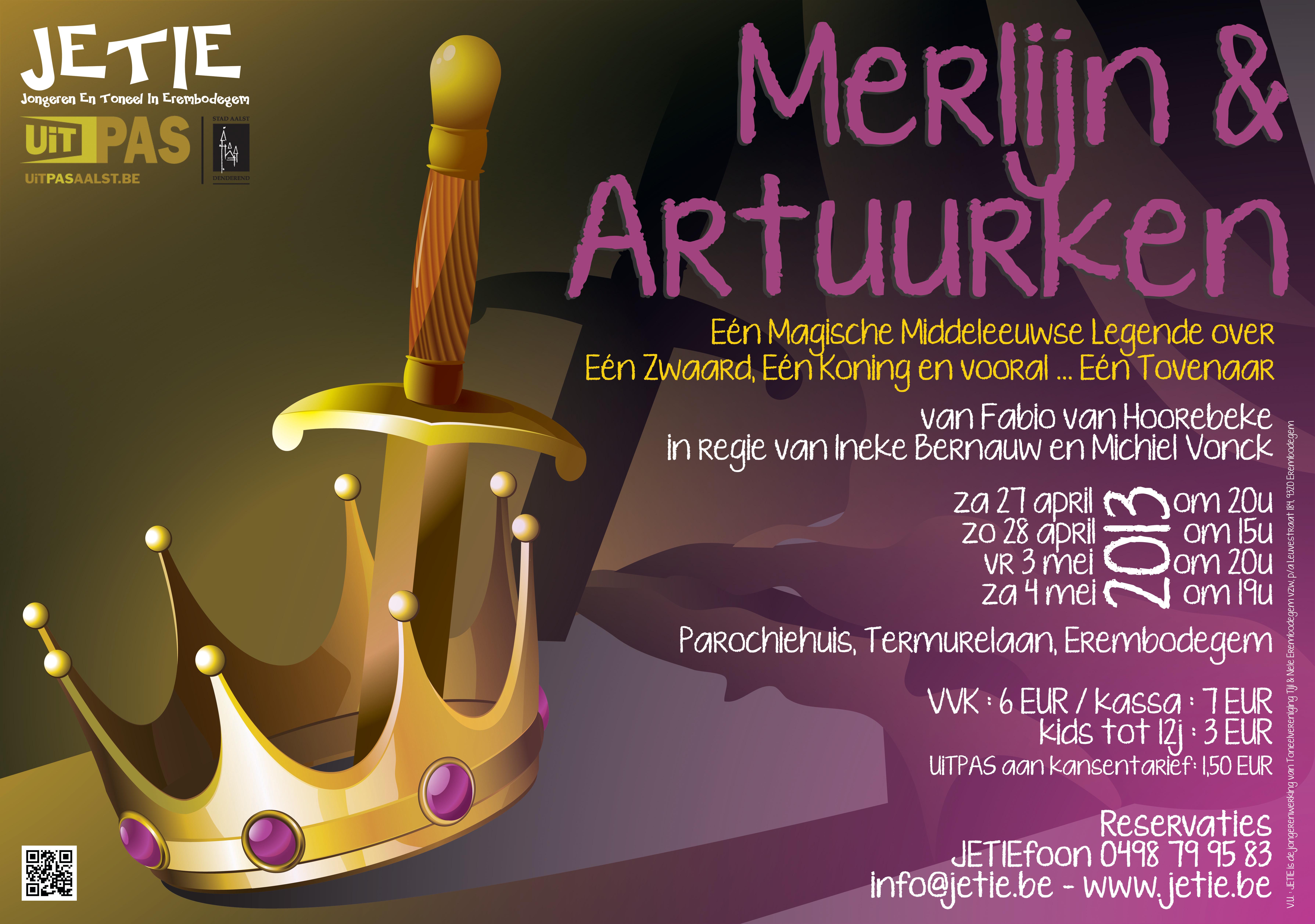 """""""Merlijn & Artuurken"""""""