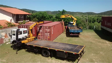 Primeiros Containers
