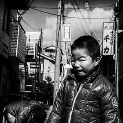第40回 JPS展 優秀賞受賞作品「お年玉で20万稼いだ男」