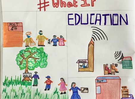 #WhatIf we Reimagined Education