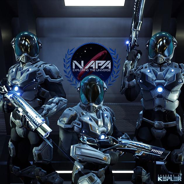 Napa - exploring the universe
