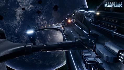 """Space ship """"Amus"""""""