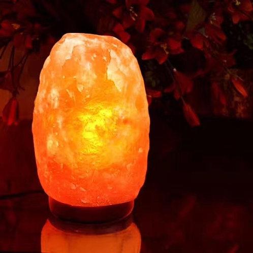 Himalayan Salt Lamp Purifying Air  Protection Table Lamp