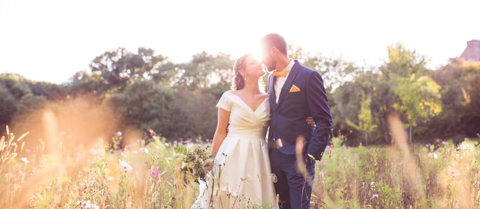 Mariage de C & P - Joli Jour 2017 -
