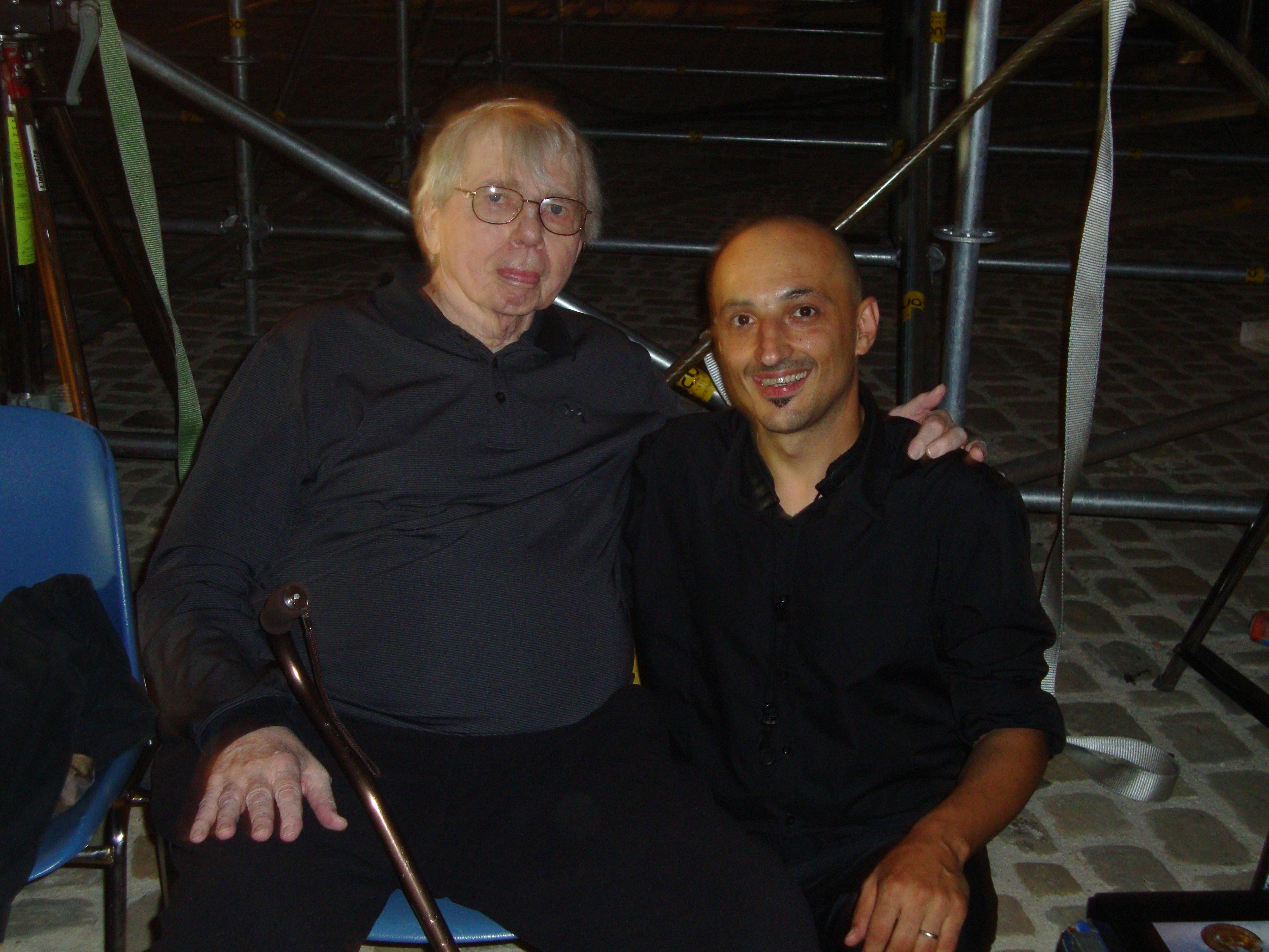 Con Bob Bruckmeyer