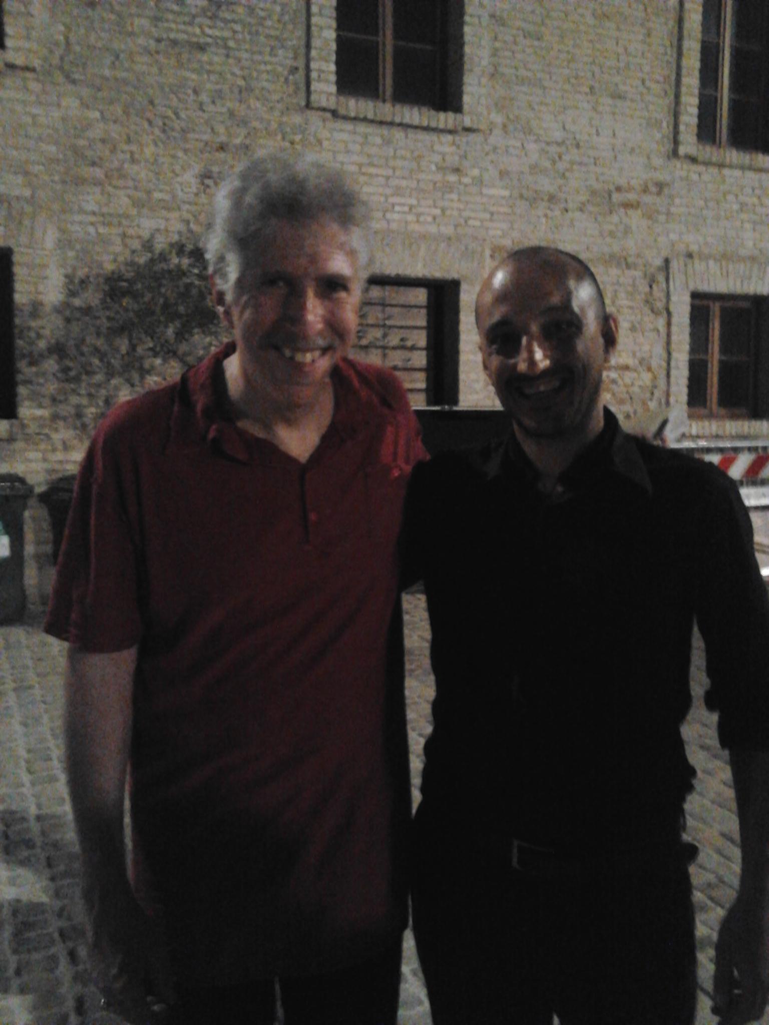 con Bob Mintzer