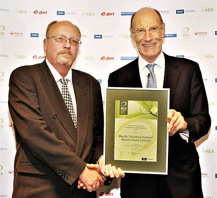 Tor Hoie BCE Environmental Leadership Awards