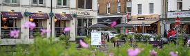 Hampton Court Village