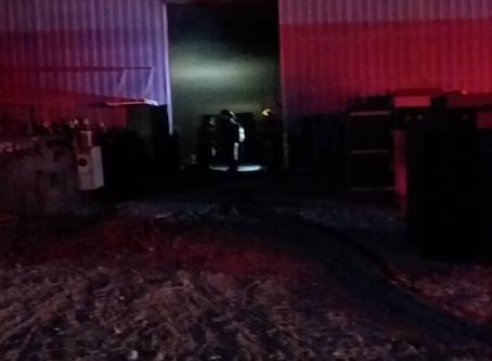 Argyle Fire District Responds To Hazardous Fire!