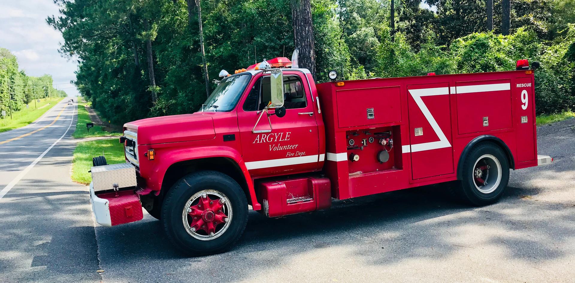 Rescue 909