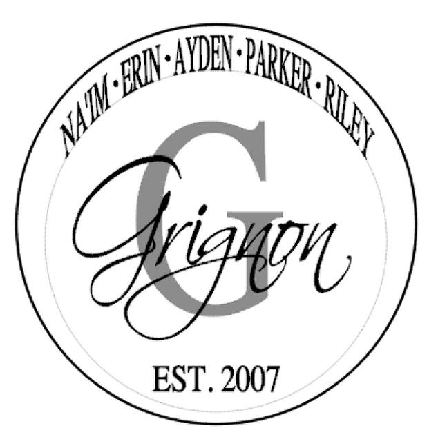 R2 Round First/Last names with date