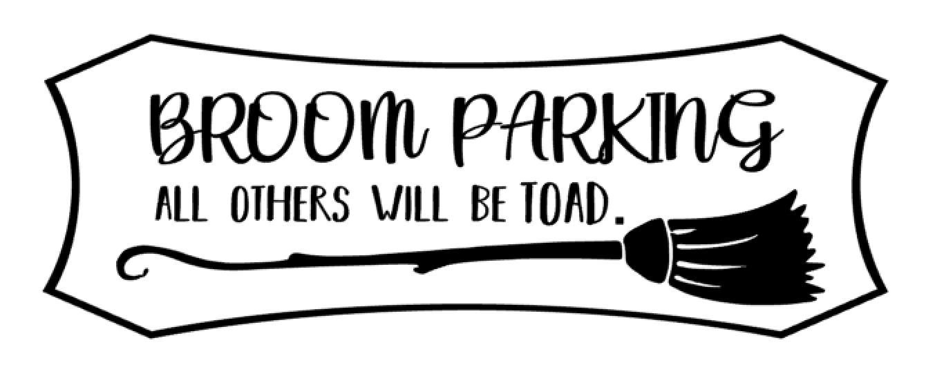 M22-Broom parking (toad)
