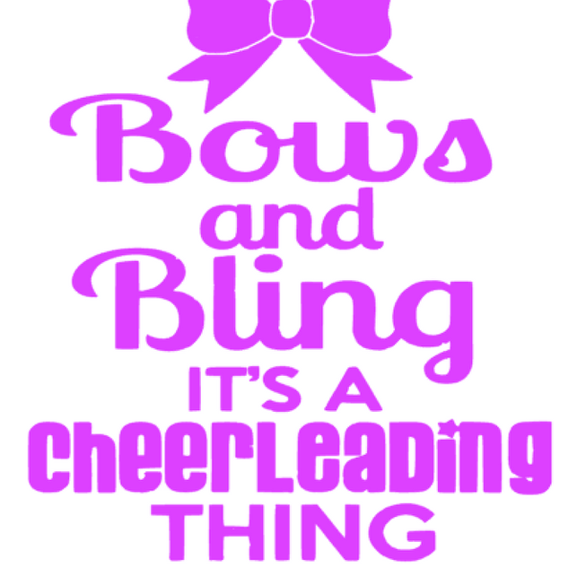 K7- Bows and bling
