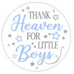 R15 Round thank heaven boys/girls