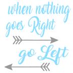 K3- Nothing goes right, go left