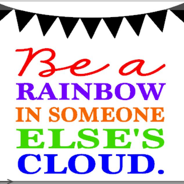 K23- Be a rainbow