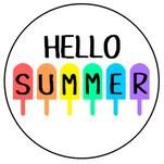 R12 Round hello summer