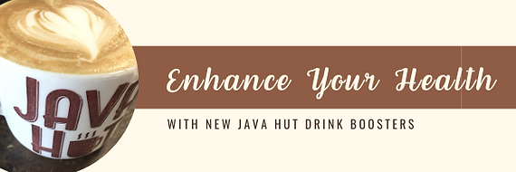 01 Enhance Your Health with New Java Hut
