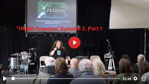 EPISODE 2: Diana Campbell, Health Freedom PA
