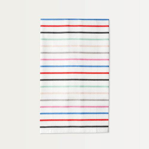 Pâtisserie Striped Cotton Towel