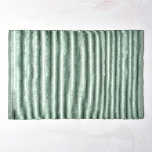 Woven Placemats in Sage - Set of 4