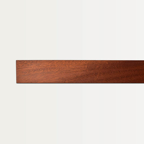 Throw Quilt Hanger in Antique Mahogany (Large)
