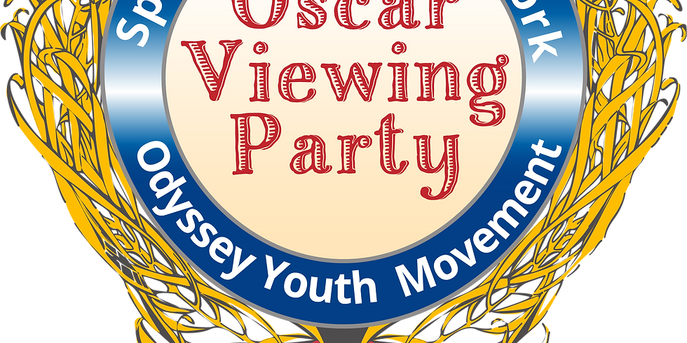 Oscar Watch Party