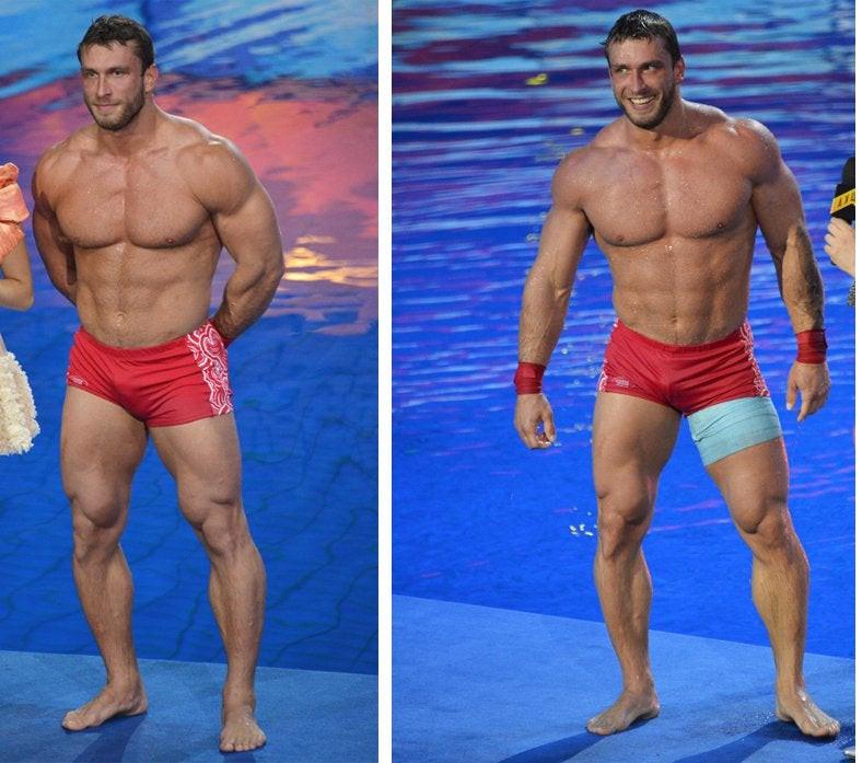 Weightlifter Bodybuilding